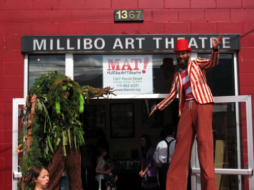 Millibo Art Theatre aims to reinvent performing arts