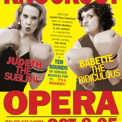 Babette's Knock Out Opera