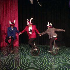 The Millibo Circus Club!