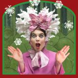 Kids First THE SNOWFLAKEY PRINCESS December 8-23