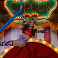 Kids First Series INCREDIBLE MILLIBO CIRCUS May 4-19