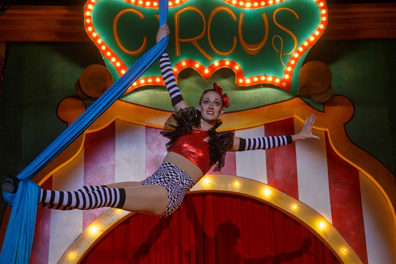 May 2-17 The Incredible Circus Millibo