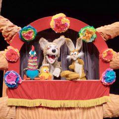 Feb 1-2Animal AmigosMesner Puppets
