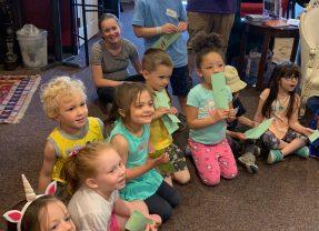 Make a Play! Kids Class on Mondays Starts Sept 16