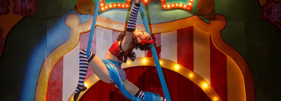 INCREDIBLE CIRCUS MILLIBO  The ideal show for the whole family!